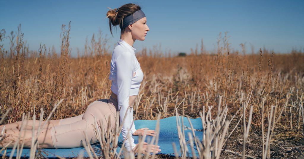 femme assouplissement bien-être relaxation relaxyo