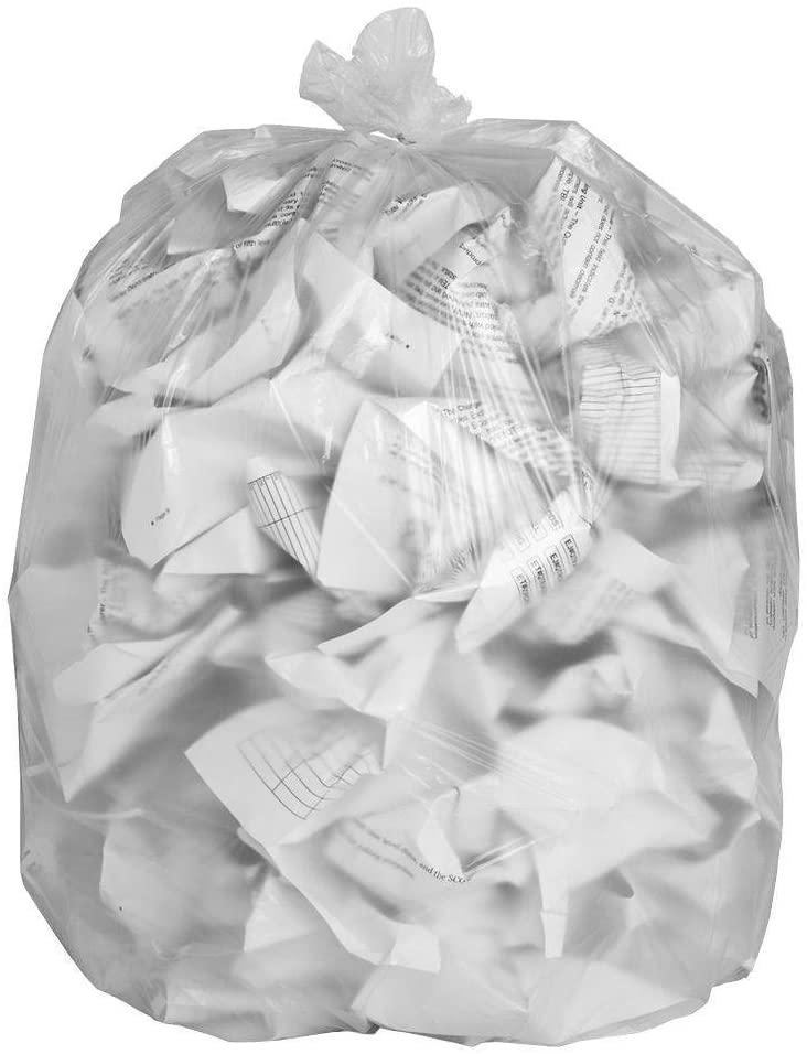 écobag transparent pour désencombrer sa maison