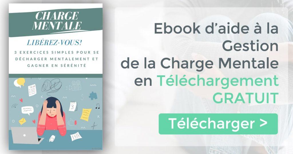 Ebook gestion de la charge mentale à télécharger gratuitement