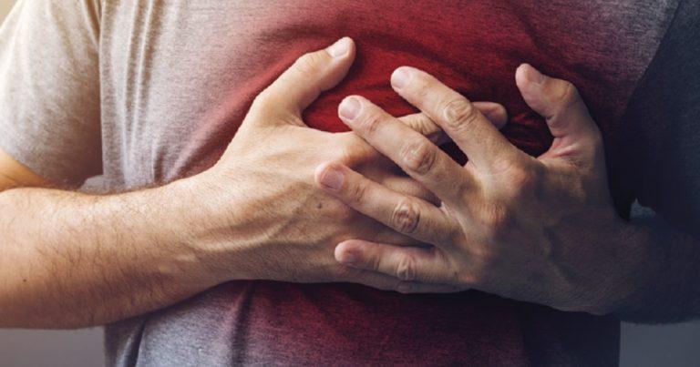 Oppression thoracique liée au stress… Êtes-vous concerné?